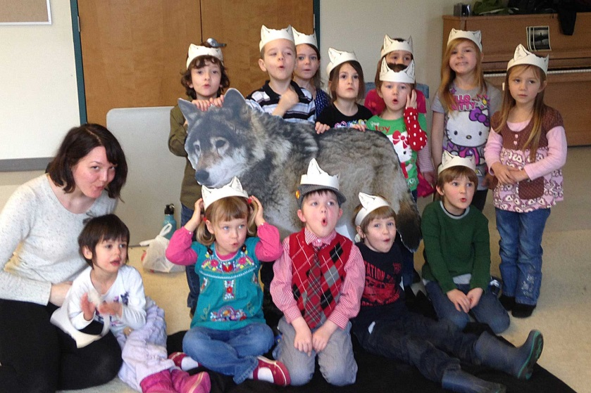 Wolfways at St. Johns Community Center Pre-K Class