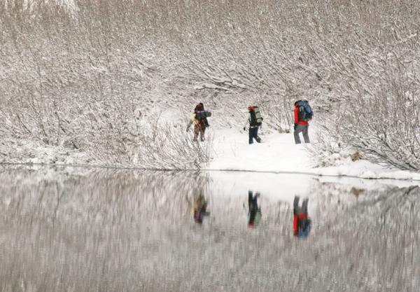 Twin Lakes (photo by John Waller)