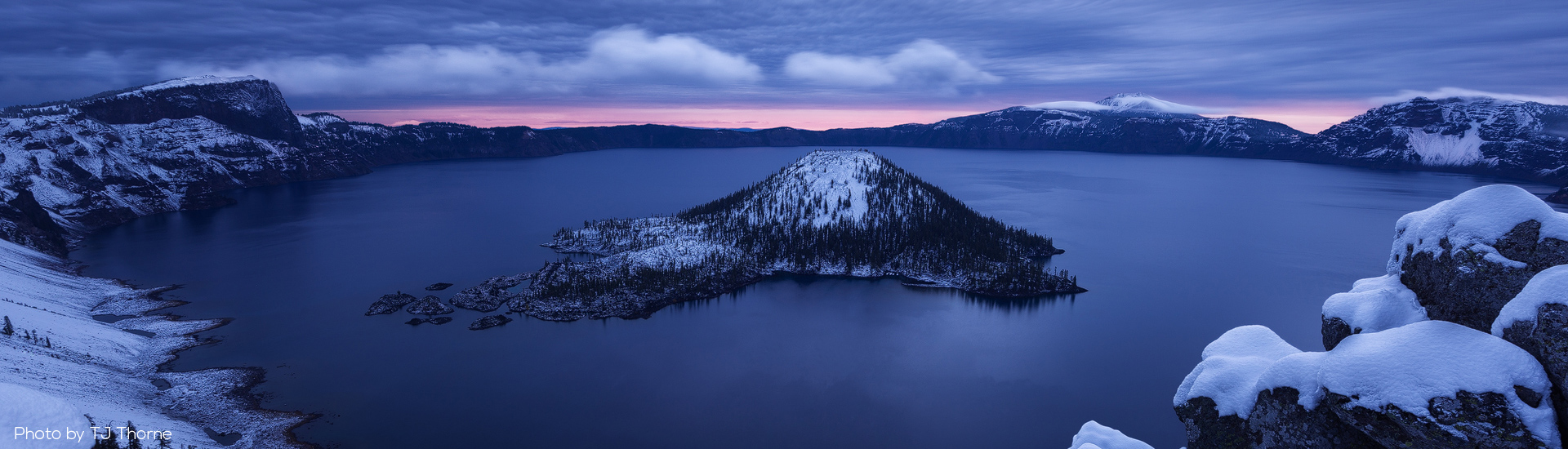 Crater Lake (photo by TJ Thorne)