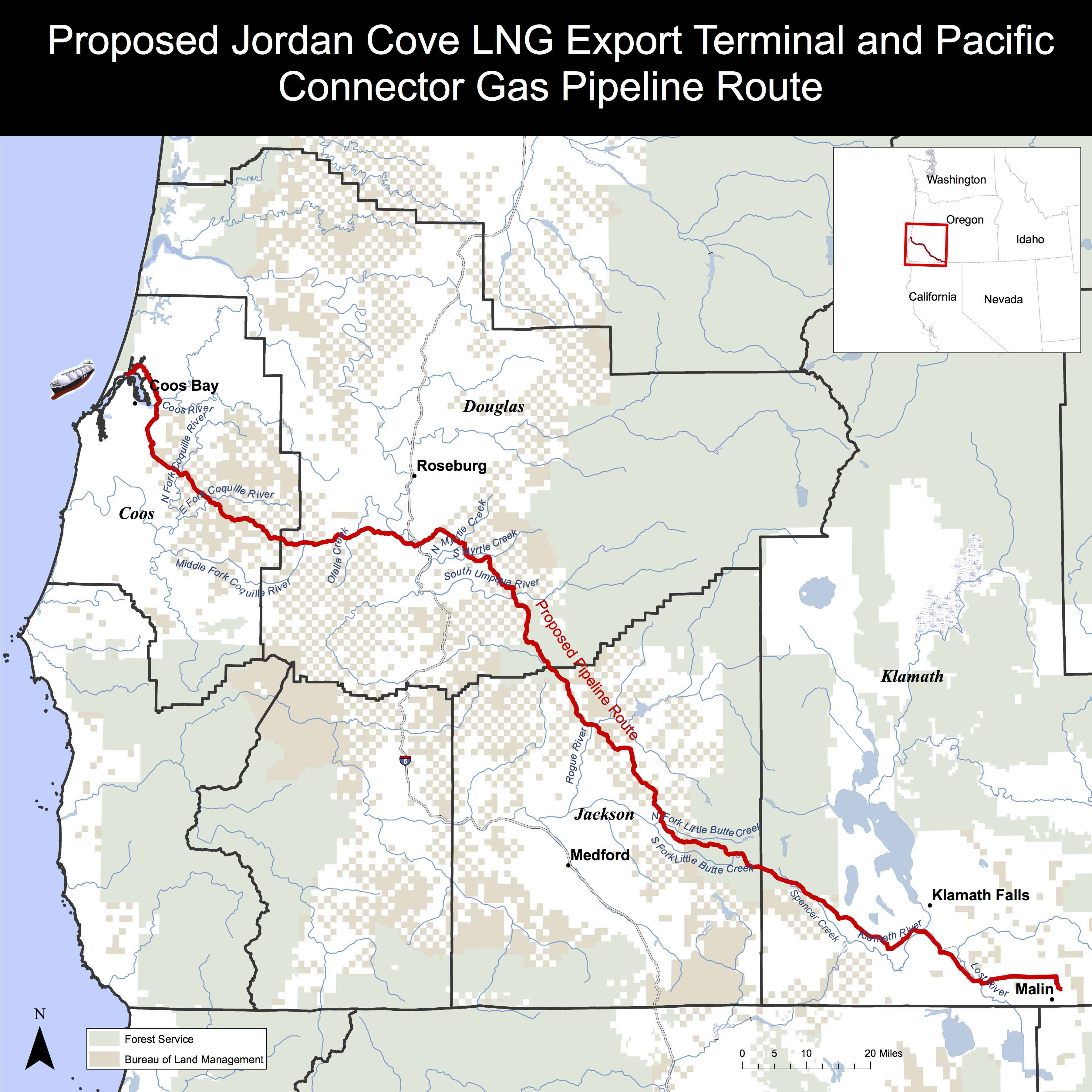 Lng map oregon wild lng map image icon 24 24tablingmapg gumiabroncs Choice Image