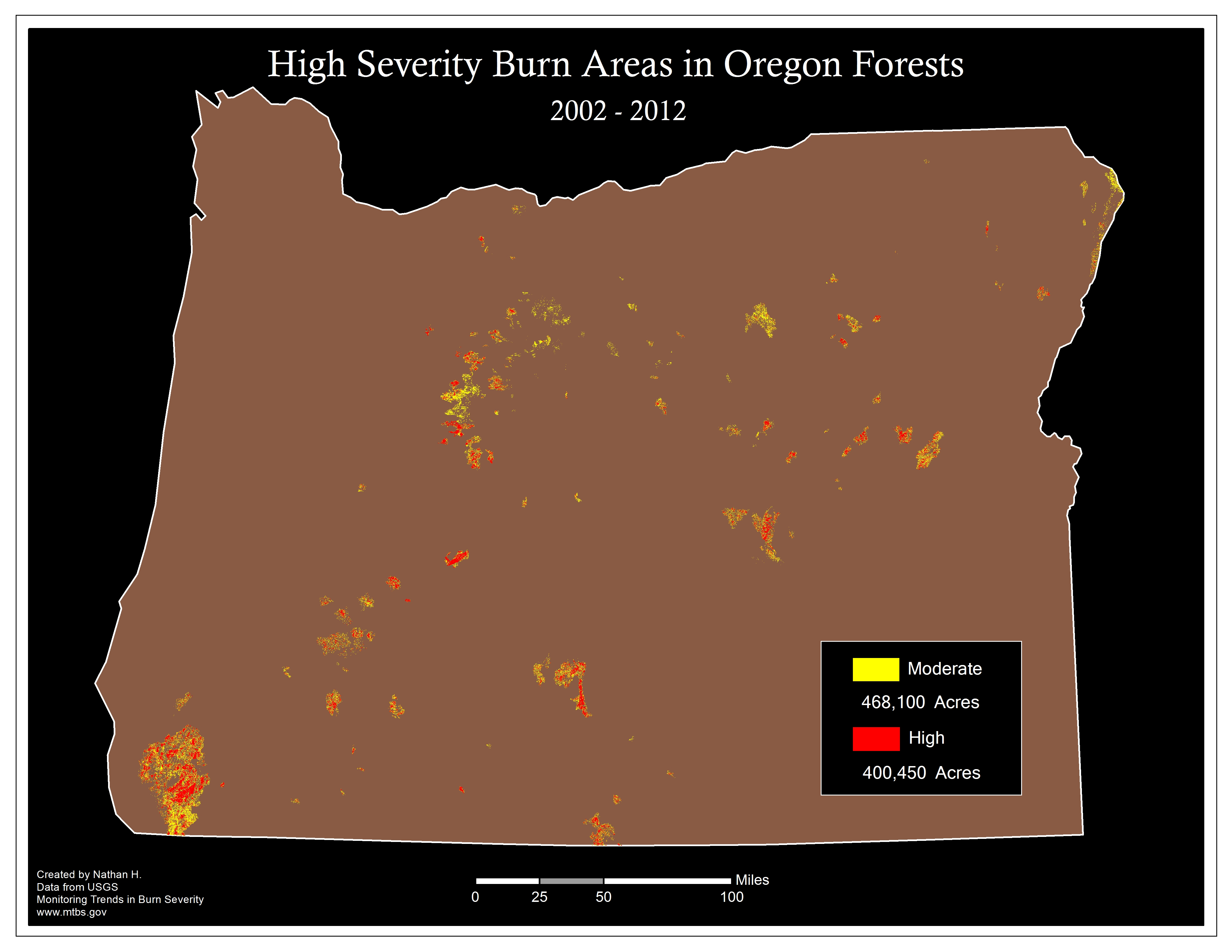 Oregon Wild Map Gallery Oregon Wild - Us topographic map shapefile