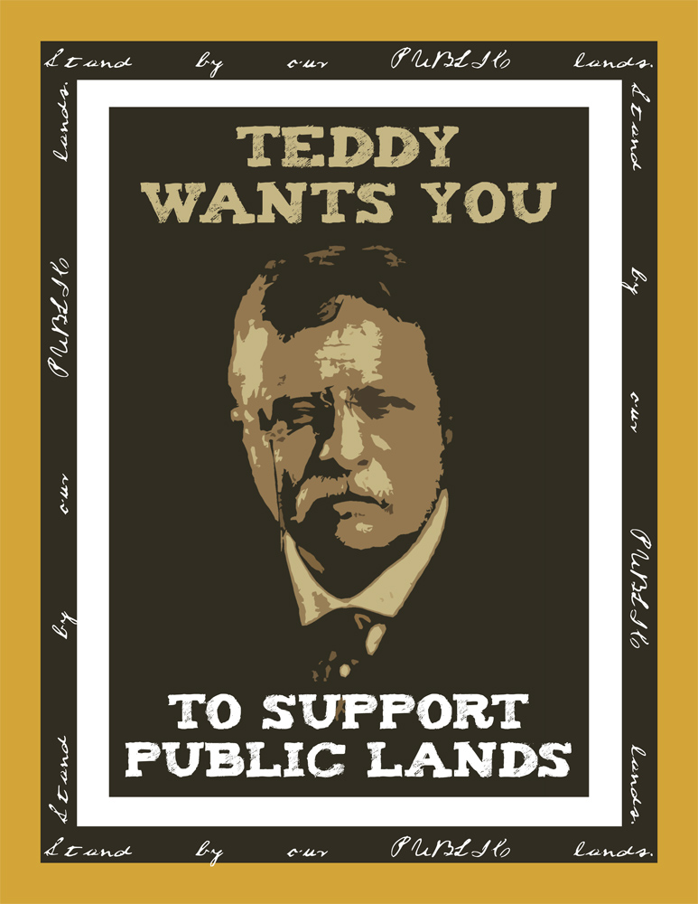 Teddy Wants You (Design by Marielle Cowdin)