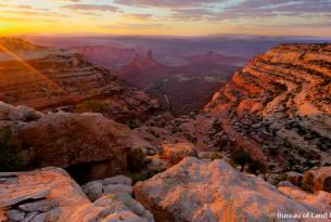 Bears Ears National Monument - Photo provided by the BLM